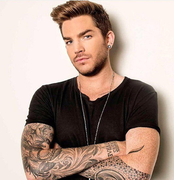 """Openly Gay Adam Lambert Searching For Boyfriend, Says Dating Is """"Tricky"""""""