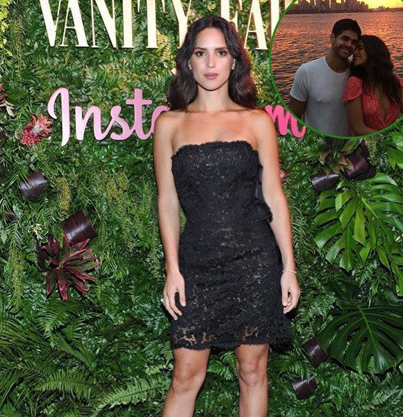Adria Arjona Dating To Wedding With Husband, Parents, Height