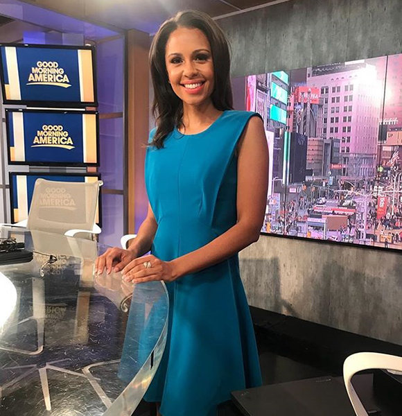 Adrienne Bankert Bio: ABC News Reporter Married? Who's The