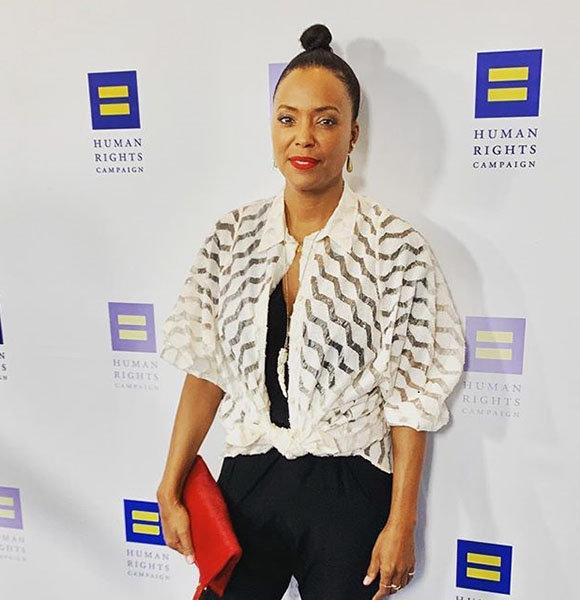 Aisha Tyler Husband, Lesbian, Children, Net Worth