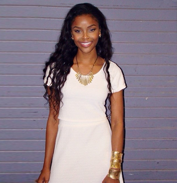 """""""13 Reasons Why"""" Star Ajiona Alexus Bio At Age 22 Reveals Exciting Parents & Family Bond"""