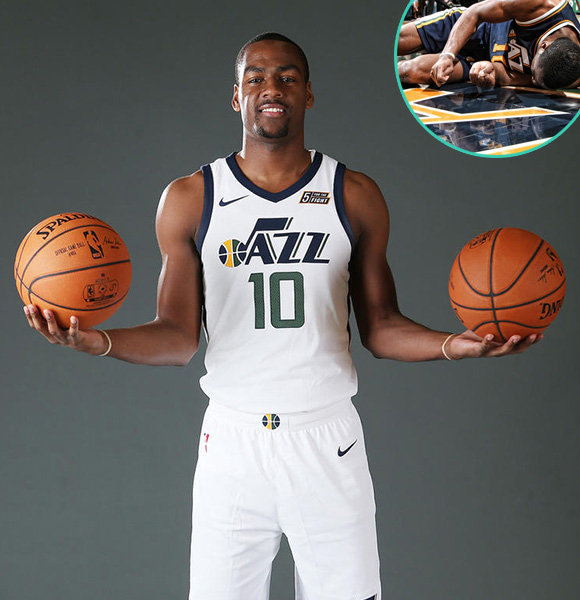 Alec Burks Injury Cost Him Stats, How Long Is Contract & Who Is Wife?