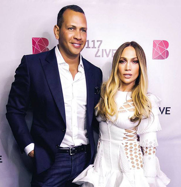 Alex Rodriguez & Jennifer Lopez Got Engaged