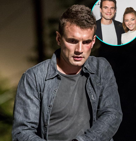 Alex Russell Meets Actress Girlfriend Fraying Long-Distance Dating - They're A Match
