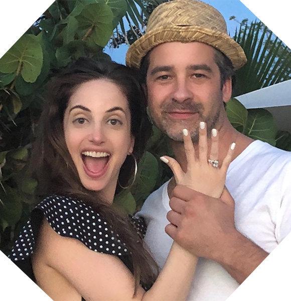 Alexa Ray Joel & Boyfriend Engaged! Engagement Ring, Happy Parents