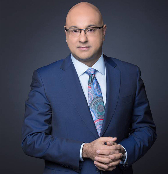 Msnbc Breaking News: MSNBC's Ali Velshi Shares Wife & Romance Background! Low
