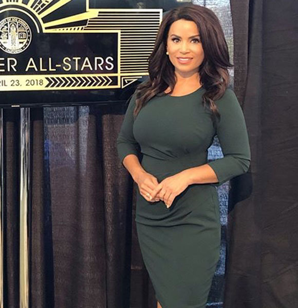 Who Is Alysha Del Valle, NBC4 Journalist Married To & What's Her Salary?