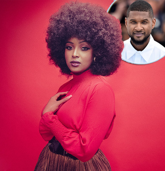 Amara La Negra And Usher Spotted Together! Dating Or Just Rumor?