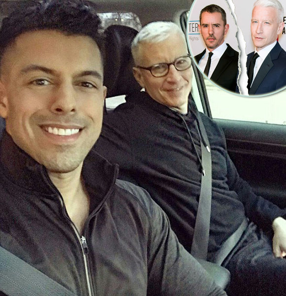 Openly Gay Anderson Cooper And Long-Time Partner Splits