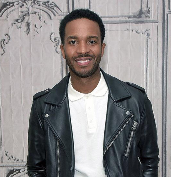 Andre Holland Married, Gay, Age, Net Worth