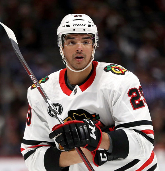 NHL Star Andreas Martinsen Essential Details: Parents, Ethnicity, Stats, Facts