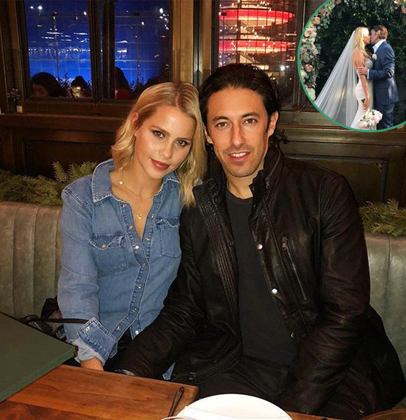 Andrew Joblon Age 35 Wiki: From Age To Wedding Day With Claire Holt