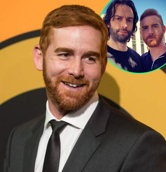 Andrew Santino Married With Wife Or Gay Man? Bio Hints What Sexuality Might Be