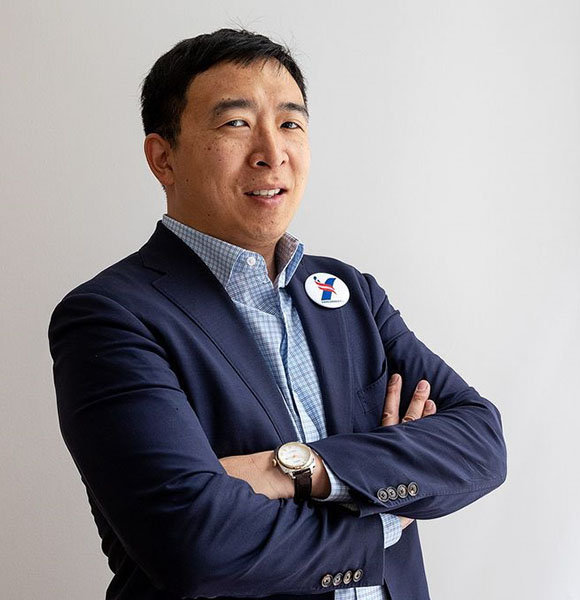 Andrew Yang Net Worth In 2019, Policies, Education