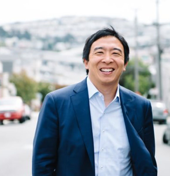 Andrew Yang Wife, Children, Family Background