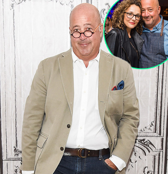 Chef Andrew Zimmern, A Gay Supporter, Responsible For His Failed Married Life