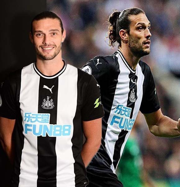 Newcastle's Andy Carroll Personal Life Insight, From Dating To Engaged