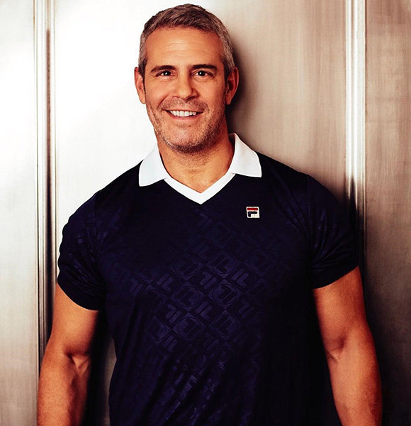 Andy Cohen Expecting Baby Via Surrogate, But Who Is The 'Wonderful' One?
