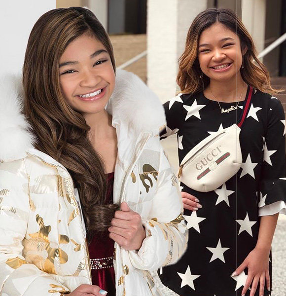 What is Angelica Hale Doing Now After America's Got Talent?