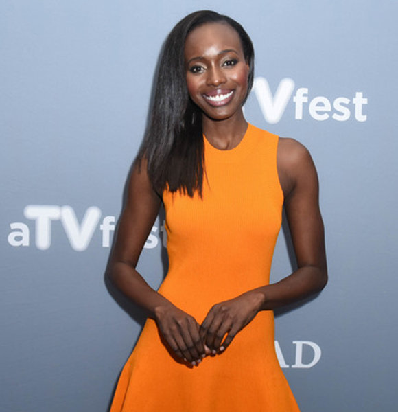 Is Anna Diop Married? 'Titans' Star Net Worth & Family Status At Age 30