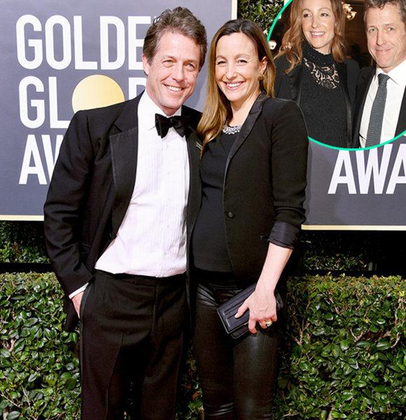 Anna Elisabet Eberstein, 39, Married Hugh Grant, 57, In Low-Key Wedding, Five Children