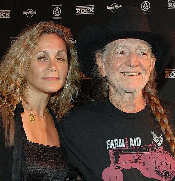 Annie D'Angelo & Husband Rock solid! Strings Of Married Life Kept Unbroken