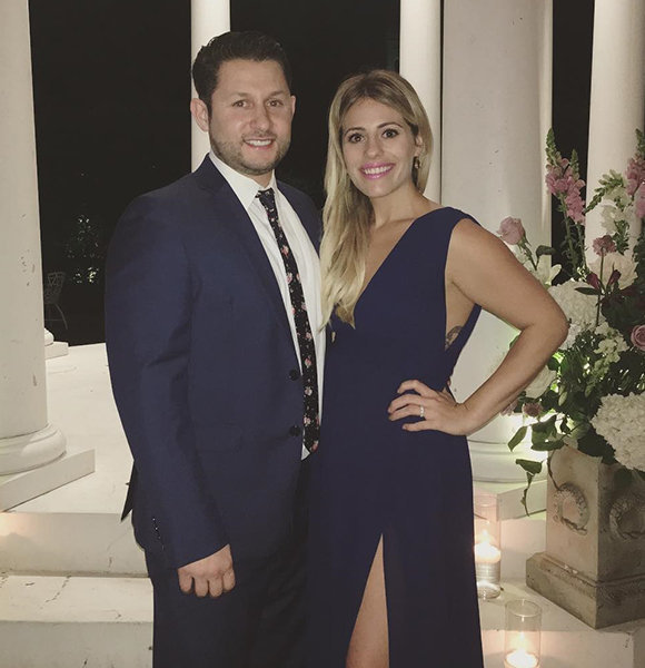 Anthony D'Amico Age 35 & Wife Dreams Come True, Pregnant With First Child!