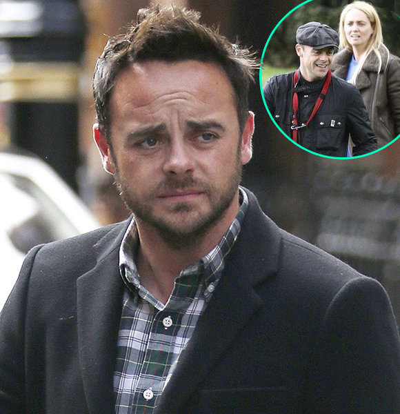 Anthony Mcpartlin After Divorce With Wife Dating Again Girlfriend Anne Marie Corbett