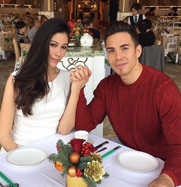 Apolo Ohno Dating To Get Married? Girlfriend Call Him MCE - It Screams YES!
