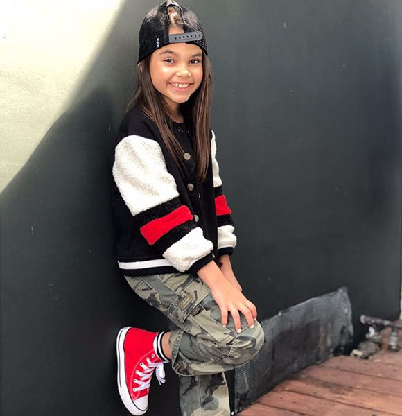 Ariana Greenblatt Age 11 Bio: Young DWTS Star's Parents, Net Worth, Facts