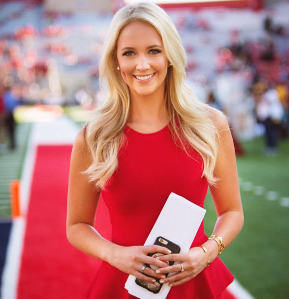 Ashley Brewer [ABC7] Age 27, Is She Married? Who Is Her Husband?
