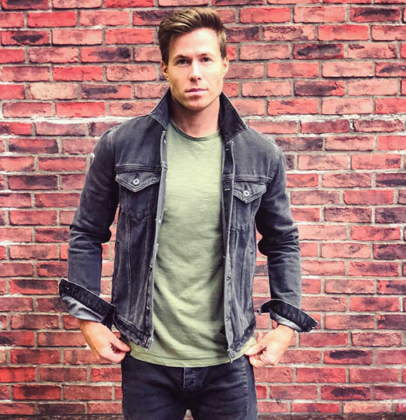 Ashley Parker Angel Nearly Married & Had Wife   Not So Gay Or Is He?