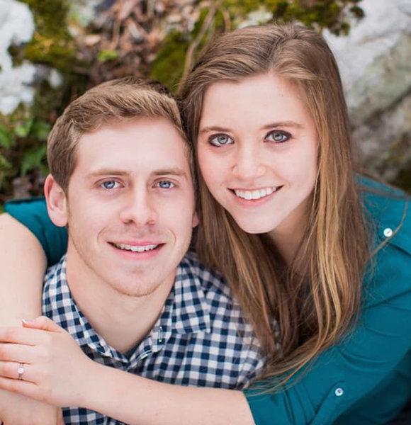 Joy Anna Duggar's Husband Austin Forsyth, 24, Facts: Family, Job To Net Worth