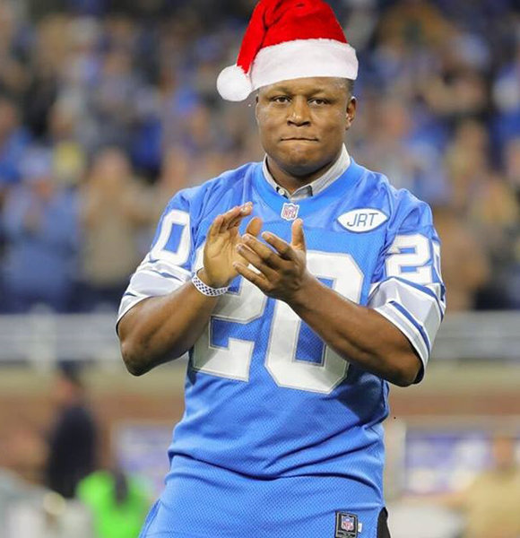 Barry Sanders Sons, Wife, Parents, Now