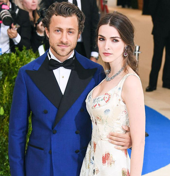 Anna Wintour's Daughter Bee Shaffer Wedding! Husband In Long Island - Magistic Moment