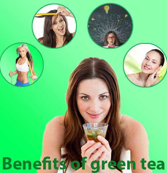 These Are The Green Tea Benefits Only Known To Scientists & About 5% Population