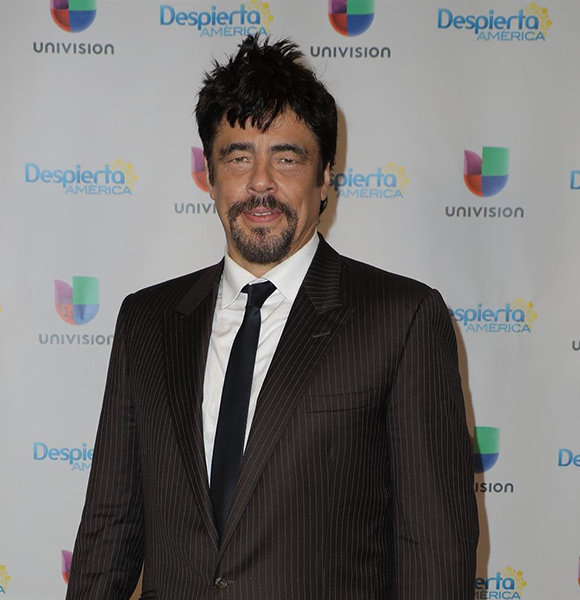Benicio del Toro Wife, Daughter, Net Worth, Height