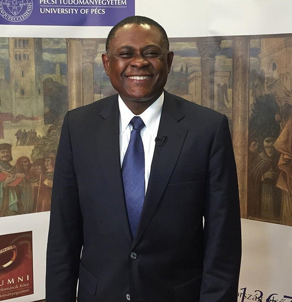 Bennet Omalu Age 50 Family Rift? Wife No Where To Be Seen, Where Is She?