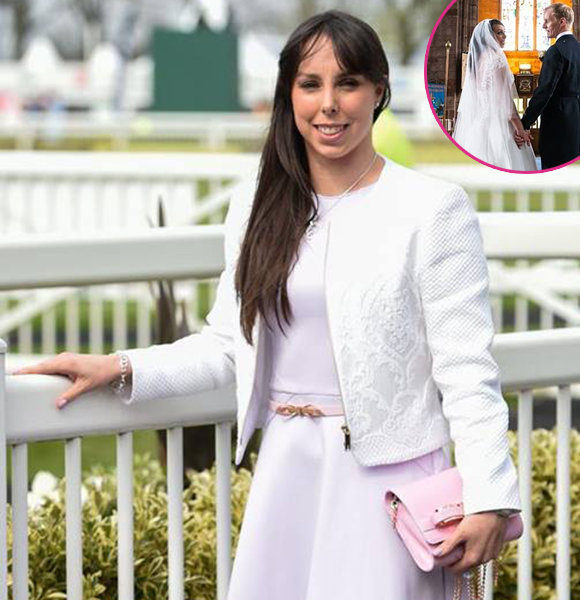 How Gym Star Beth Tweddle Married Partner Is Ineffable; Reliving The Day
