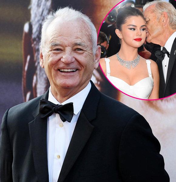Bill Murray Married, Engaged, Selena Gomez