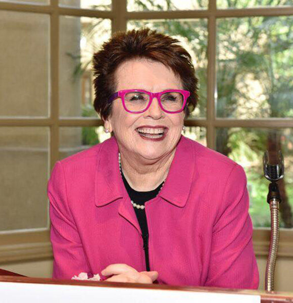 Billie Jean King, Lesbian Player Who Once Had Husband Plans Wife | A Bio
