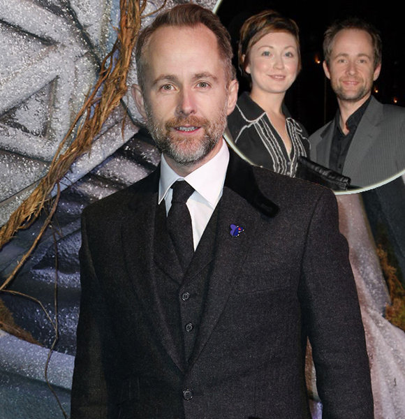 Billy Boyd, 49, Married, Has Wife!  Relishing Family Moments
