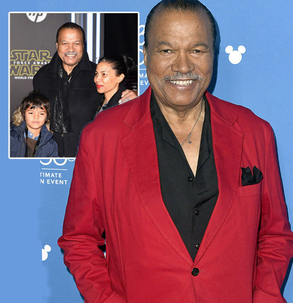 Billy Dee Williams Married Life With Wife   Children & Net Worth Details