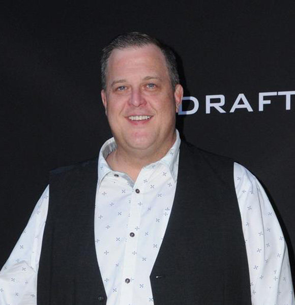 Billy Gardell & Loving Wife | Weight Loss & Net Worth Of Stand-Up Comedian