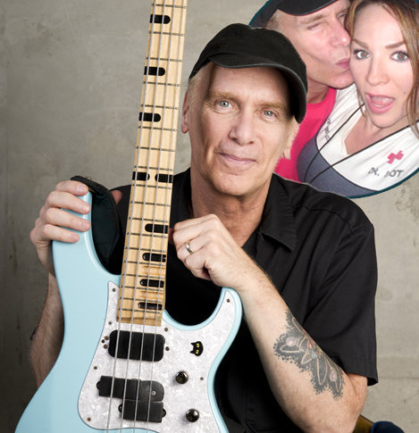 Billy Sheehan Is Not Gay But Married! Showers Love Over wife