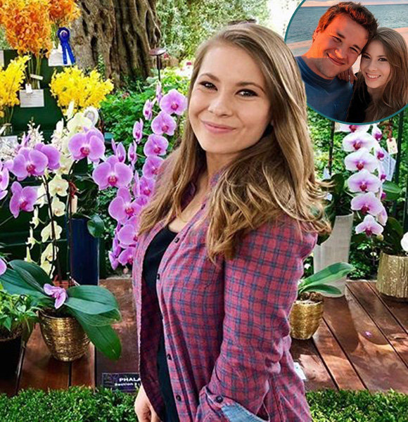 Bindi Irwin Engaged In Bliss! Perfect Boyfriend That Dad Would Surely Approve