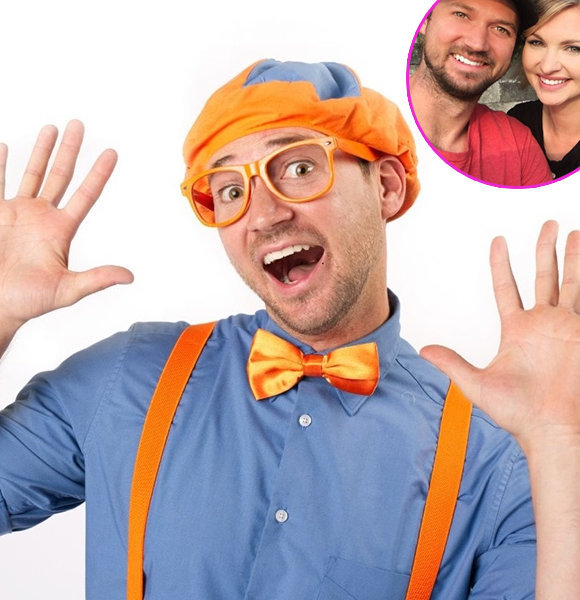 Blippi: A YouTube personality that kids love.Where is he?