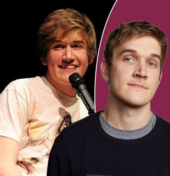 All About Bo Burnham's New Special And Relationship Status