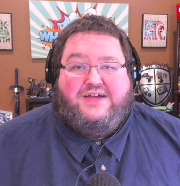 YouTuber Boogie2988 Married Status, Girlfriend, What's His Real Name?