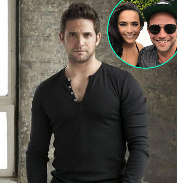 """General Hospital"" Star Brandon Barash Lovingly Engaged With Hot Girlfriend; See Pics!"